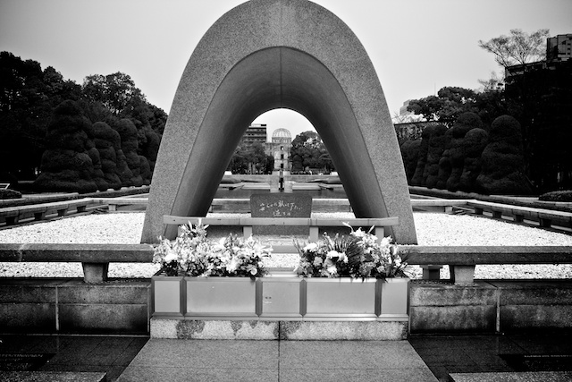 Hiroshima Japan Atombombenabwurf