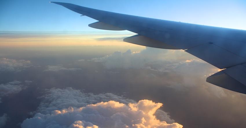 Flug Japan