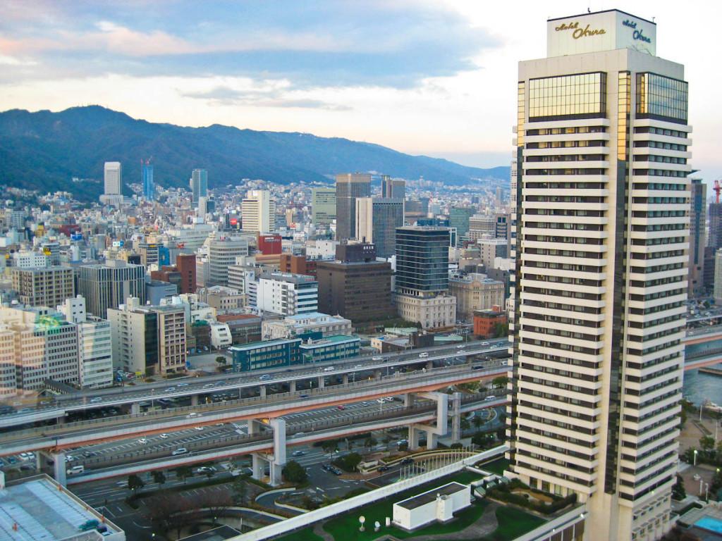 Kobe Sehenswürdigkeiten Tower
