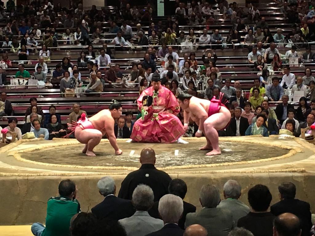 Sumo Ringen Japan